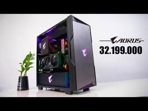 Những Bất Ngờ Bên Trong Bộ PC Gaming Aorus Trị Giá 32 Triệu Đồng…