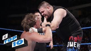 Top 10 SmackDown LIVE moments: WWE Top 10, May 2, 2017