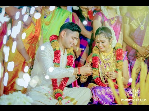The best wedding highlights Aranmula Temple - Mithun And Athira
