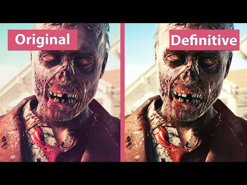 Dead Island – Original vs. Definitive Edition Remaster on PC Graphics Comparison