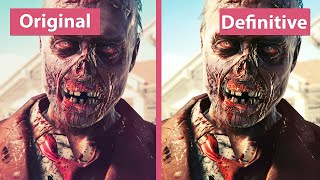 Dead Island – Original vs. Definitive Edition Remaster on PC Graphics Comparison
