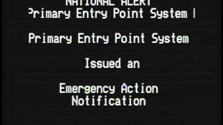 National Emergency Alert System Test (November  9, 2011)