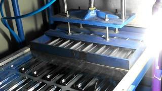 Ballpen trays blister packing