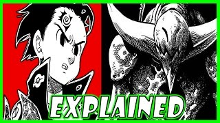 The Seven Deadly Sins -- 10 COMMANDMENTS EXPLAINED | Nanatsu No Taizai |