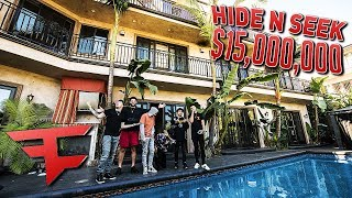HIDE AND SEEK IN $15,000,000 MANSION!!