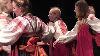 Детский фольклорный ансамбль ''Кладец'' - Вы послушайте, стары старики @ КЦ ЗИЛ 23.09.2017