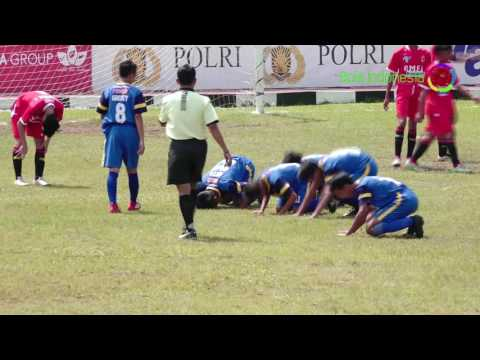 Highlight Liga KG Panasonic U-14 2016/2017 Pekan ke-10 Bagian ke-3