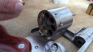 Ruger Redhawk .357 Magnum  8-shot