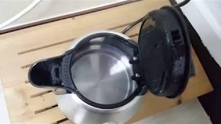 테팔 커피포트 물끓이기