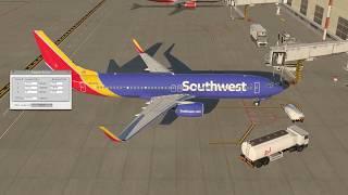 X-Plane 11 Flight Simulation - First Recorded Flight