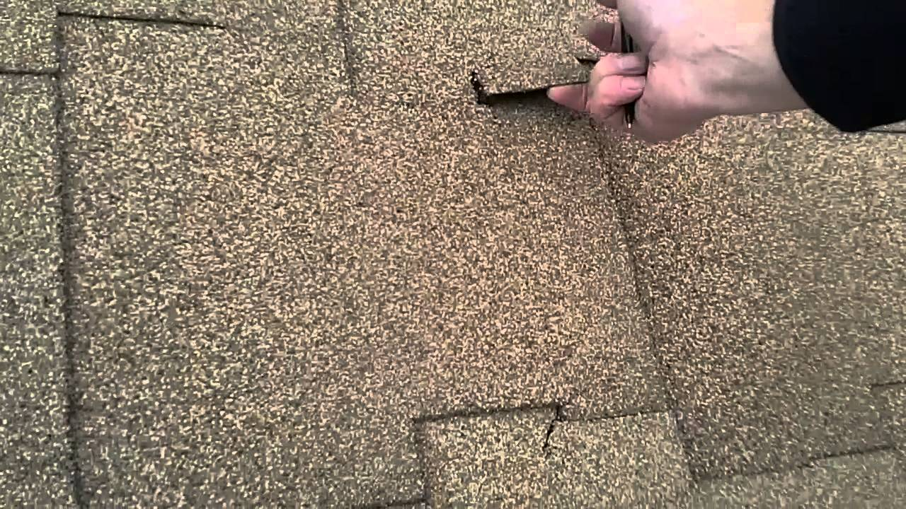 Asap Roofing T Lock Roof Inspection Youtube