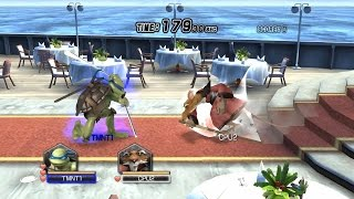 [60 FPS] Dolphin Emulator 4.0-7472 | TMNT: Smash-Up [1080p HD] | Nintendo Wii