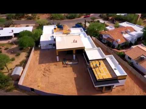 Luxe New Build -  4214 E Marion Way Phoenix, AZ - Under Construction