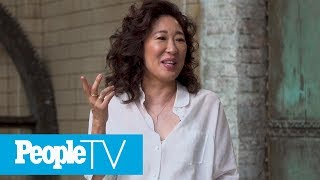 Sandra Oh Reveals The 'Grey's Anatomy' Prop She Stole, Her Co-Star Crush & More In Q&A   PeopleTV