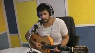 עידן עמדי - חלק מהזמן - לייב באולפן רדיוס 100FM - מושיקו שטרן