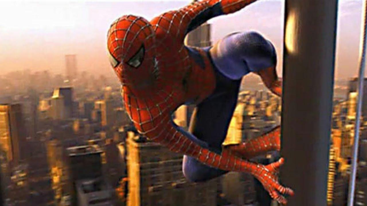 Spiderman 1 Final Swing Youtube
