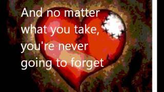 Heart in Your Heartbreak lyrics