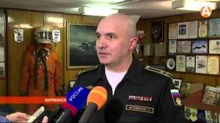 Урок мужества прошёл на ТАВКР «Адмирал Кузнецов» 19.02.2016(, 2016-02-19T12:03:31.000Z)