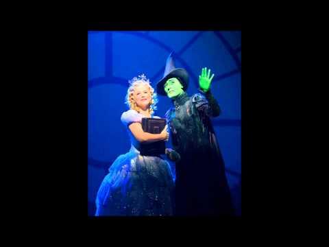 Wicked Brisbane Closing Night - For Good - Jemma Rix & Suzie Mathers