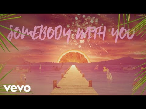 Sigala, HRVY, Nina Nesbitt - Somebody (Lyric Video)