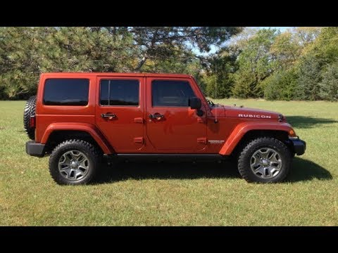 Jeep Wrangler - Sport vs. Sahara vs. Rubicon vs. Hard Rock - Differences Between Wranglers