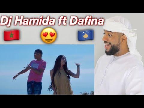 "ARAB REACTION TO DJ Hamida feat. Aymane Serhani & Dafina Zeqiri - ""Désolé por favor"""