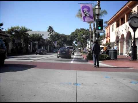 Old Town Santa Barbara