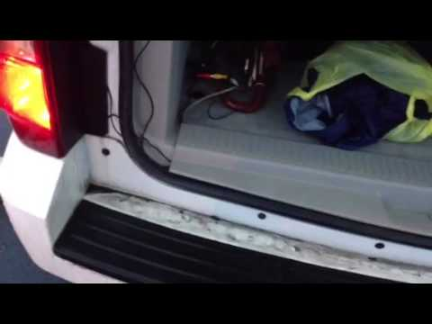 How To Put In Back Up Camera 07 Chevy Tahoe