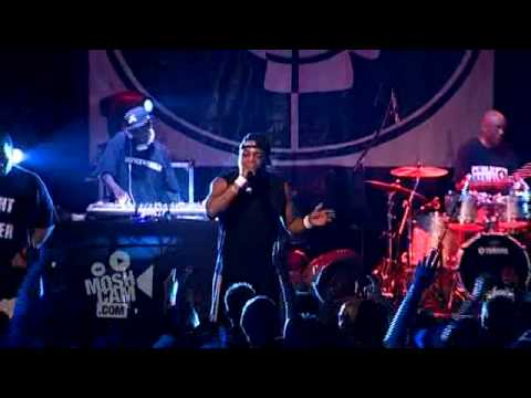 Public Enemy - Fight The Power | Live | Moshcam