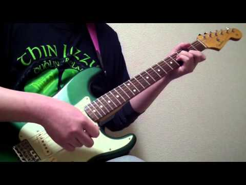 Thin Lizzy - Vagabond Of The Western World (Guitar) Cover mp3
