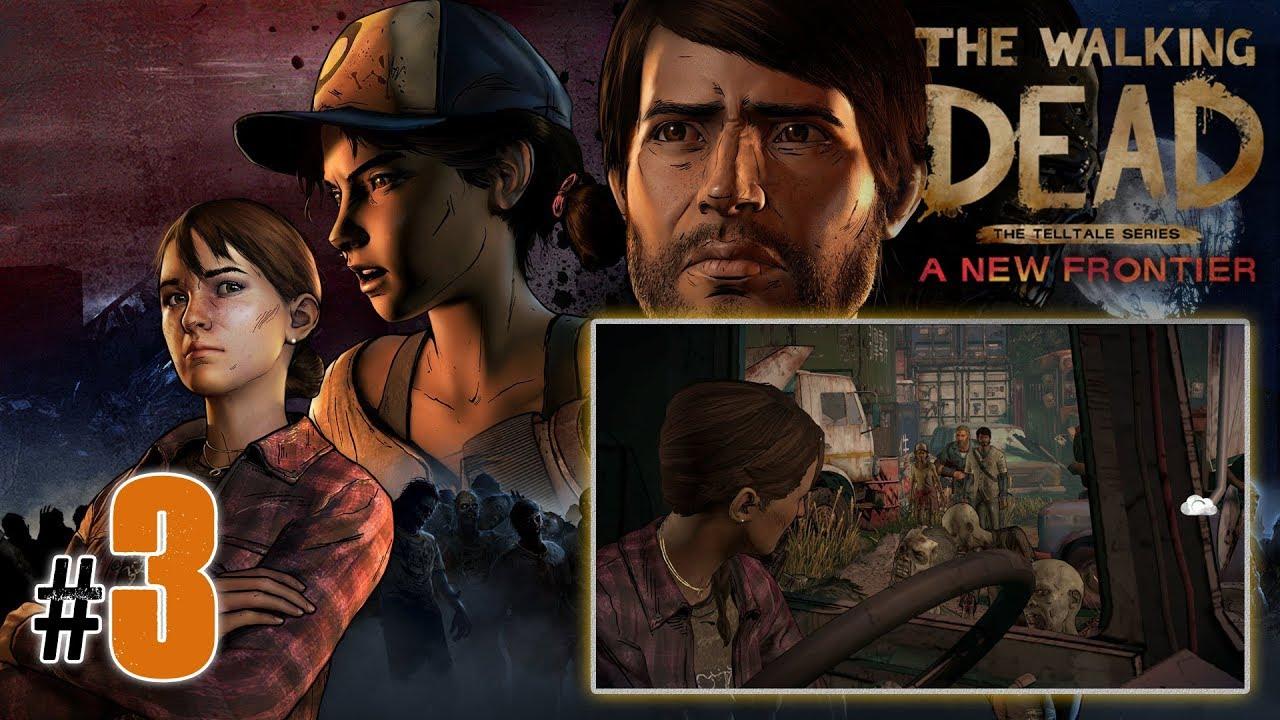 """Let's Play: The Walking Dead NF odc. 3 – Epizod I [3/3] – """"Szczęście i pech"""""""