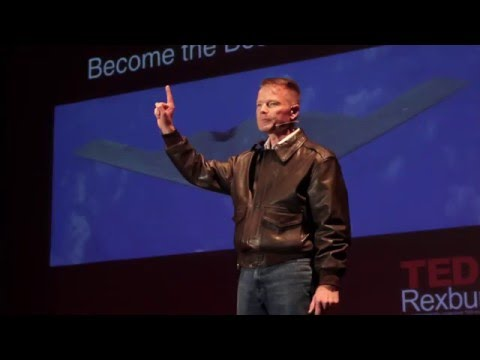 Kill and Survive: A Stealth Pilot's Secrets of Success | Bill Crawford | TEDxRexburg