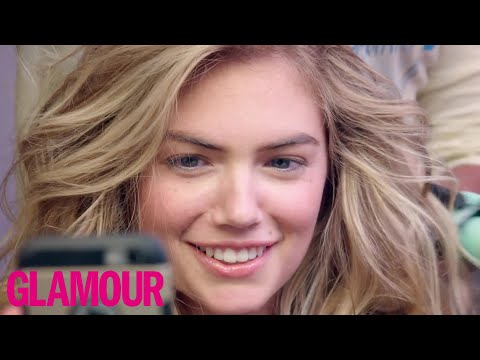 The Kate Upton Nature Documentary | Glamour