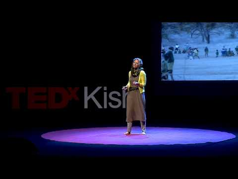 The importance of talking to strangers | Samantha Weinberg | TEDxKish