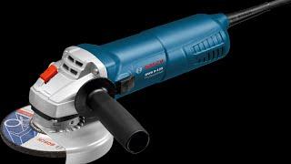 Углошлифовальная машина Bosch GWS 9-125(, 2016-08-15T05:40:01.000Z)