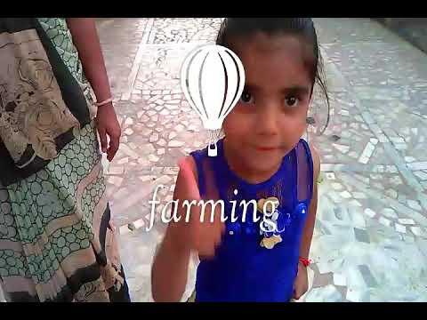 Farming industry in Gujarat.