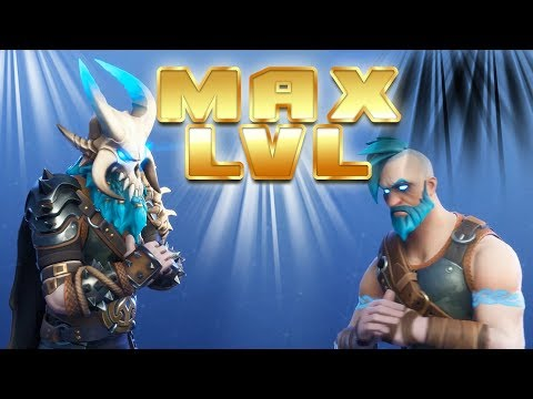 Max Level Ragnarok Mythic Gameplay And Review - New Viking Outlander In Fortnite STW