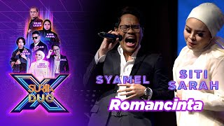Download lagu Syamel & Siti Sarah - Romancinta | Suria Duo X