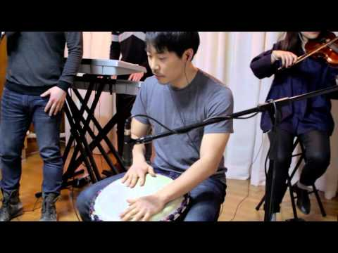 The Djembe Collaborative - Where Are Ü Now