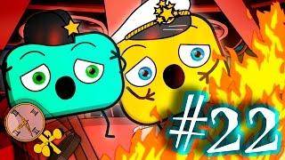 Почему Нельзя Играть с Огнеопасными Предметами? ❒ Кубики #22