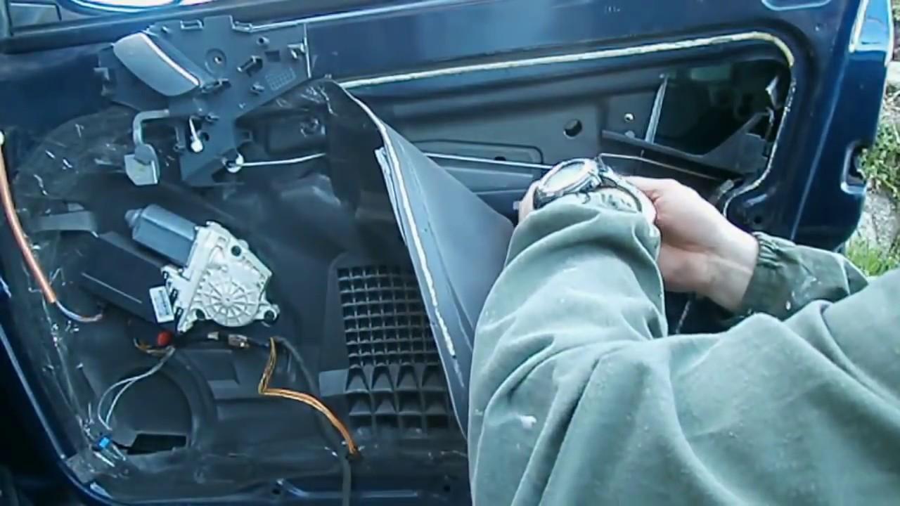 Videobrico  Citroen C5 puerta no abre desde dentro  YouTube