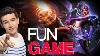 Jinx Fun Game Carry par Shaclone