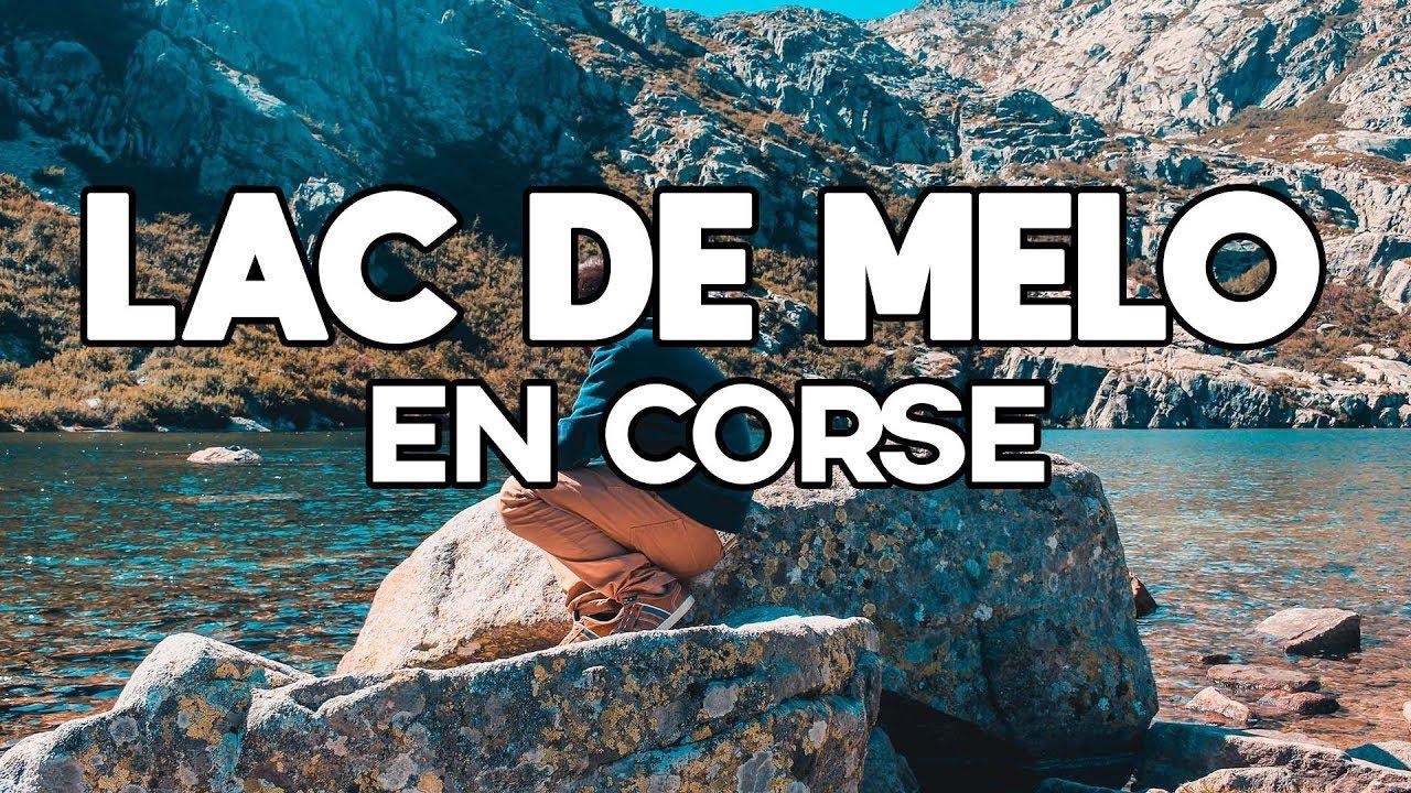 Corse corte et le lac de melo 5 youtube for De melo piscine