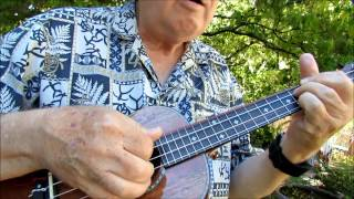 """MORNING IN SPRINGTIME"" - Designed to build JAZZ chording skills from Ukulele Mike Lynch"