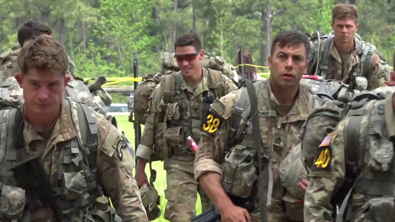 US Army – Best Ranger Competition