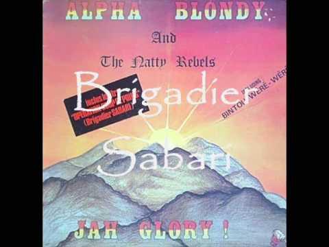 alpha blondy brigadier sabari