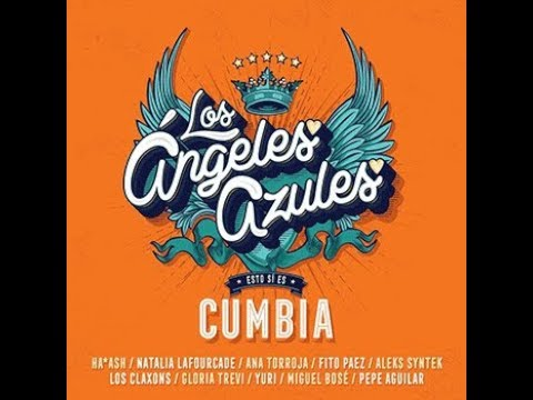 Los Angeles Azules Esto Si Es Cumbia 2018 Link Cd Youtube