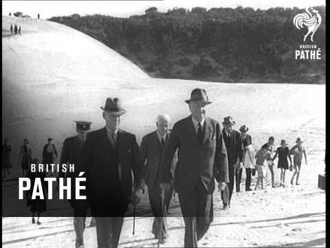 Navigator Honoured (1941)