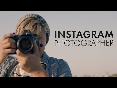 Instagram Photographer / Meet Those People (Web Series) - Episode 2