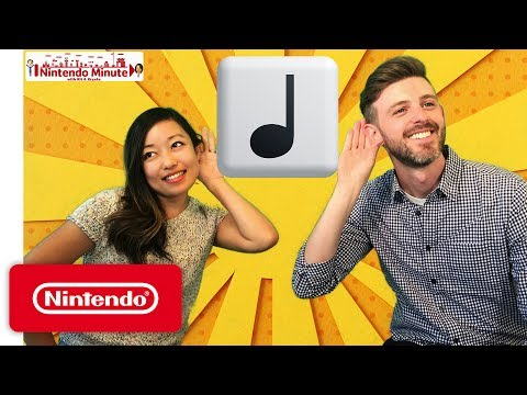 Name That Song: Nintendo Edition – Nintendo Minute
